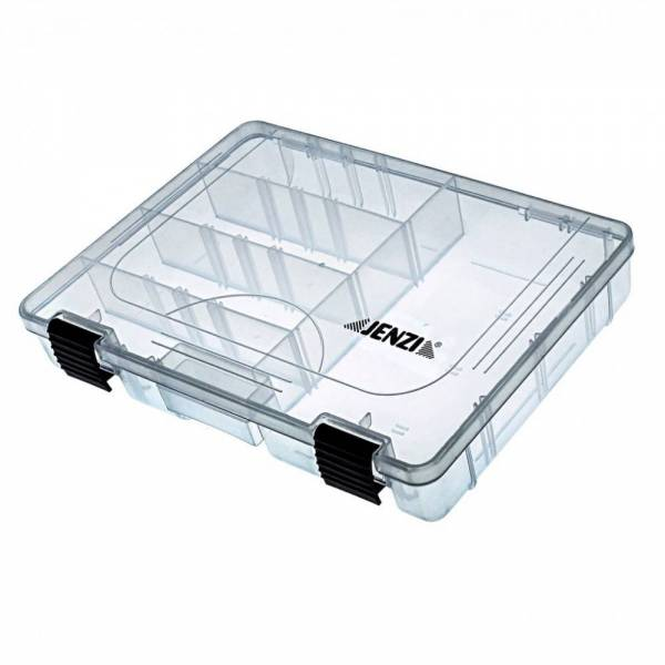 Kunststoff-Box, transparent