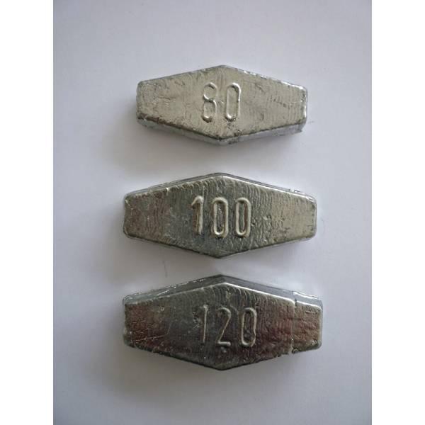 Sechskantblei BS-50 50g