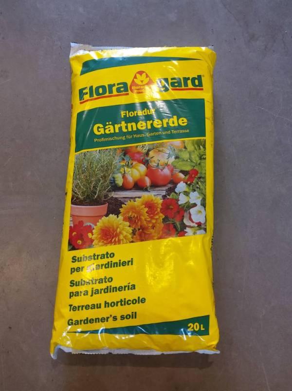 Floragard Gärtnererde 20 L
