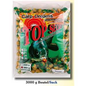 Boilies 20mm Buttervanille TopSecret 1000g