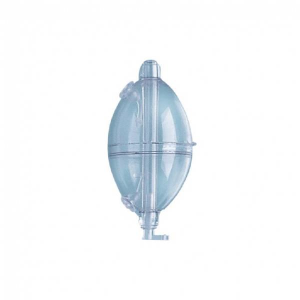 Wasserkugel Oval Inn. Transparent