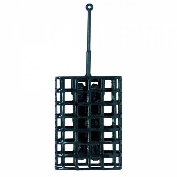 Metall Futterkorb Square